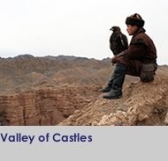 Valley of Castles
